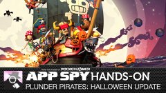 Hands-on with Plunder Pirates: Halloween Update, the spooky update for the premier piratical strategy management game