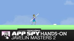 Hands-on with Javelin Masters 2, in which I throw a mighty 94.52 metres