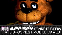 Genre Busters: top 5 spookiest mobile games for a frightful Halloween 2014