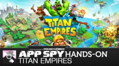 Hands-on with Titan Empires, the strategy management game where you take command of mighty heroes