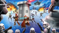 Darth Vader-flavoured tower defence game Star Wars: Galactic Defense is out right now on iOS and Android
