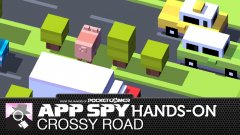 Hands-on with Crossy Road, a modern day take on an amphibian classic