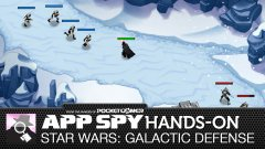Hands-on with Star Wars: Galactic Defense, the Jedi-themed tower defence game