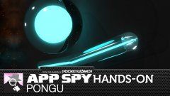 Hands-on with Pongu, the spangly new sci-fi take on Pong
