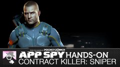 Hands-on with Contract Killer: Sniper, the brand new sniping game from Glu