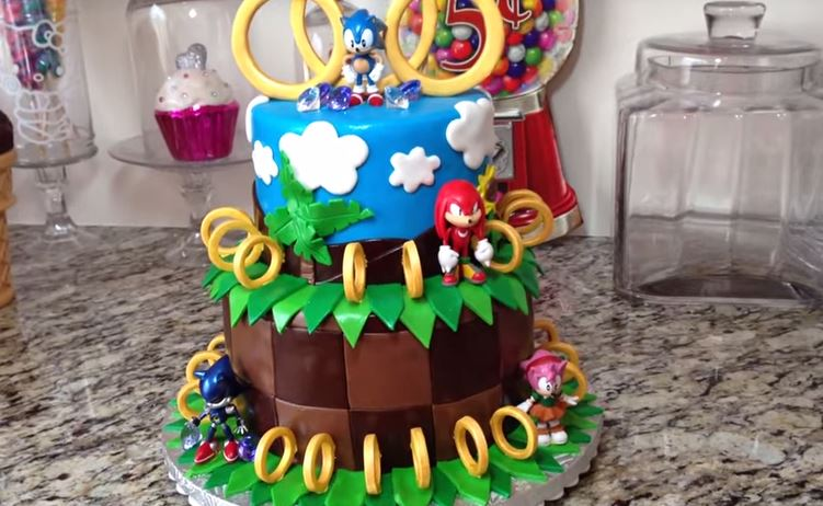 4 Sonic The Hedgehog Cakes You Ll Want To Scoff Down Faster Than