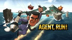 Agent, Run! trailer asks you to run, agent