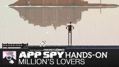 Hands-on with Million's Lovers - Tricks, Likes, Treats, where an adorable dog does tricks on command
