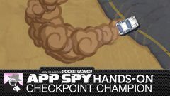 Hands-on with Checkpoint Champion, a game of drifting, boosting, and beating your peers