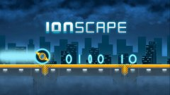 Ionscape is a futuristic auto-roller, and it's out now on iOS and Google Play