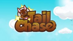 Tail Chase is from a UK grandma who saw her dog chasing his tail and thought 'now THAT'S a good idea for a video game'