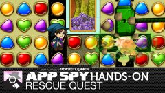 Hands-on with Rescue Quest, the Match-3 that's forging a new path