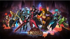 New action RPG Dynasty of Dungeons arriving on the App Store this Thursday