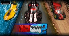 Touch Racing 2 has had a silly amount of downloads on iOS, and it's now out on Android too