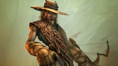 Shoot explosive fluffy creatures out of your crossbow in Oddworld: Stranger's Wrath out now on iOS