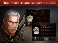 Play The Witcher on iOS... in digital boardgame form