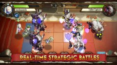 The Android JRPG love-in continues with Heavenstrike Rivals