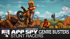 Genre Busters: Stunt Racers (Twitch catch-up)