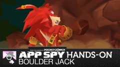 Hands-on with Boulder Jack, where Crash Bandicoot meets Raiders of the Lost Ark