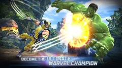 Marvel Contest of Champions lets you kick Iron Man in his metal nads, out on the App Store right now