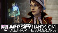Hands-on with Tales from the Borderlands, the sassy, tappy Telltale adventure series