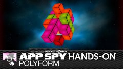 Hands-on with Polyform, the game which lets you grope a Rubiks cube in space