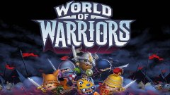 World of Warriors has hacked and slashed its way onto Android