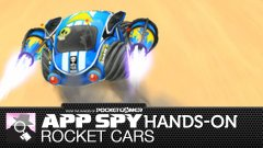 Hands-on with Rocket Cars, the rocket-powered arcade racer from the Touchgrind Skate 2 peeps