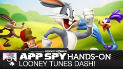 Hands-on with Looney Tunes Dash!, in which we find out what's up, doc