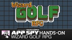 Hands-on with Wizard Golf RPG, a curious blend of high fantasy and firm fairways
