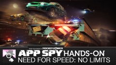 Hands-on with Need For Speed: No Limits, or 'what the Real Racing 3 team did next'
