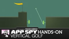 Hands-on with Vertical Golf, the sky high club swinging sim