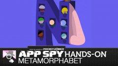 Hands-on with Metamorphabet, the lovely little letter prodder