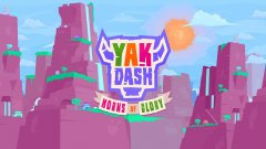 Race around the world on your very own customisable yak in Mutant Lab's latest game Yak Dash