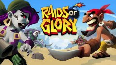 Craft your very own pirate stronghold with Raids of Glory