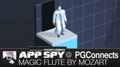 Hands-on with Magic Flute by Mozart, the reality-bending puzzle game based on an opera