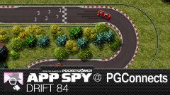 Hands-on with Drift 84, the top-down racer that's just about to slide onto iOS and Android