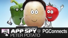 Hands-on with Peter Potato, where your archenemy is a carrot