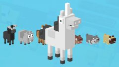 These are my 7 favourite Crossy Road characters, what are yours?