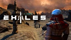 Exiles is Crescent Moon Games' mobile answer to Red Faction and is out this week on iOS
