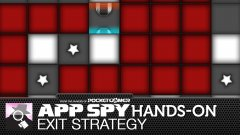 Hands-on with Exit Strategy, where it's fun playing with portals