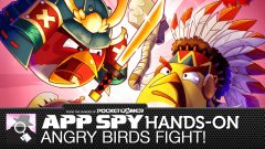 Hands-on with Angry Birds Fight!, the match-3 birdie brawler