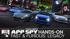 Hands-on with Fast & Furious: Legacy, Kabam's new drift and drag racer