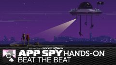 Hands-on with Beat the Beat, the indie shmup firing on all dubstep cannons