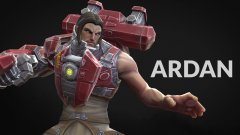 Check out Vainglory's newest hero and technological powerhouse, Ardan