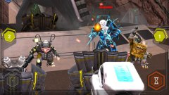 Midnight Star is a gorgeous on-rails sci-fi shooter available now from the App Store