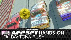 Hands-on with Daytona Rush, the endless racer that goes round and round and round and round and