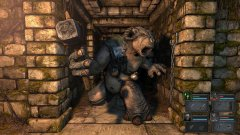 Check out how Legend of Grimrock will play on your iPad this spring