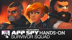 Hands-on with Survivor Squad, the three player online co-op shooter from ZeptoLab