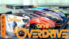 Control and race toy cars with Anki Overdrive this September